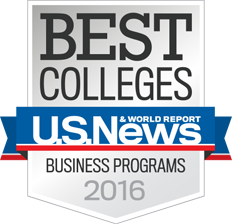 Best Colleges: Business Programs: 2016