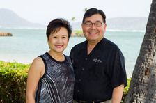 Kent Tsukamoto and wife Jean