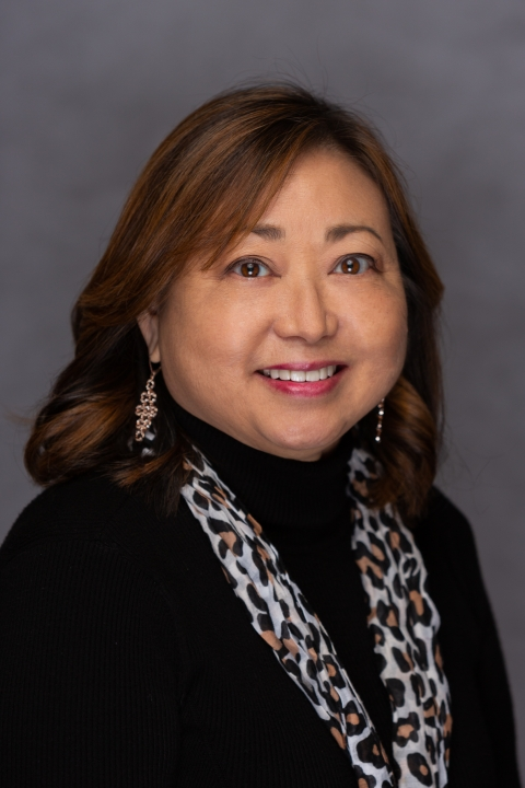Dolly Omiya, Director of External Relations